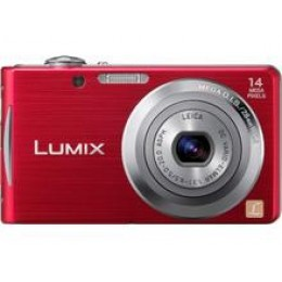 Panasonic DMC-FS16 Red