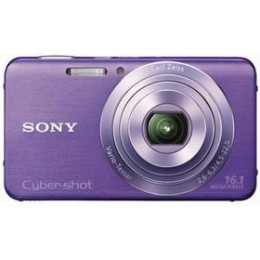 Sony Cyber-shot DSC-W630 Purple